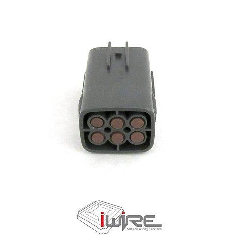 Exhaust Gas Recirculation (EGR) Plug Delete Cap