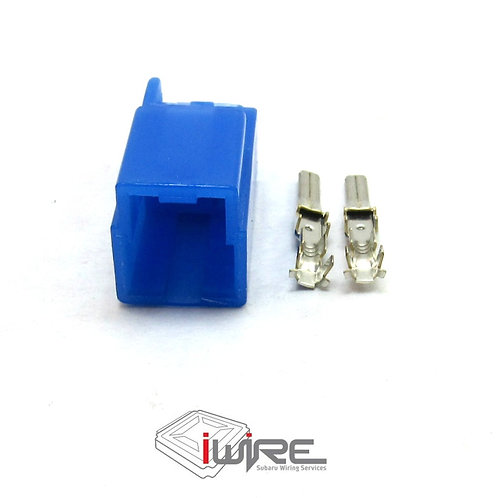 Cruise Clutch Switch Receptacle replacement connector plug