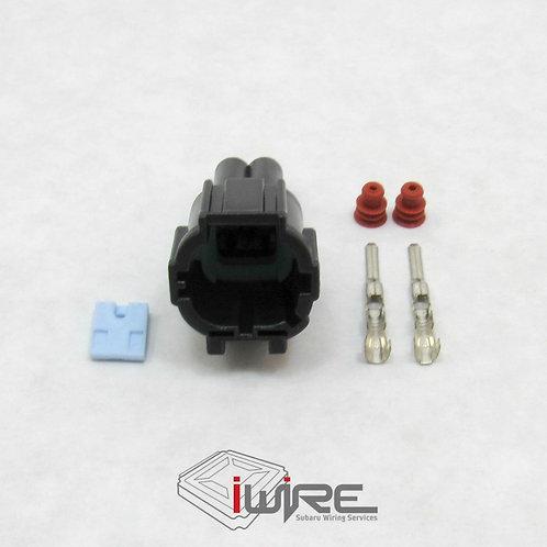 OEM Replacment Subaru Connector Plug Outside Air Temperature Sensor Receptacle