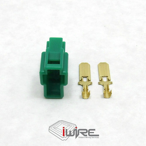 OEM Replacement Test Mode Switch Receptacle Plug Connector for Subaru