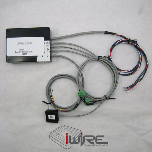 DCCDPro Universal Controller (Spiider) for Subaru   iwire