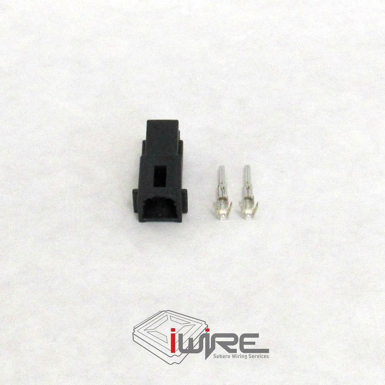 Rear ABS Receptacle