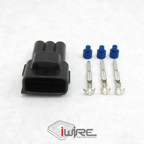 OEM Replacement Subaru TGV Sensor Receptacle Connector