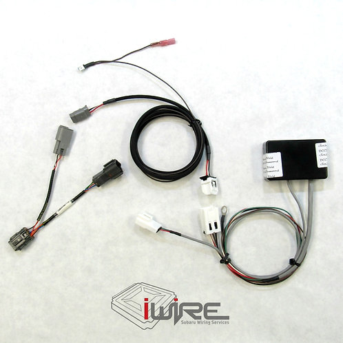 iWire Subaru DCCD Manual Controller Plug and Play Wiring Kit DCCDPro Manual Controller