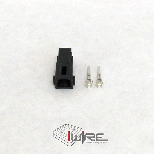 Rear ABS Receptacle for 2004+ Subaru Replacement OEM Connector