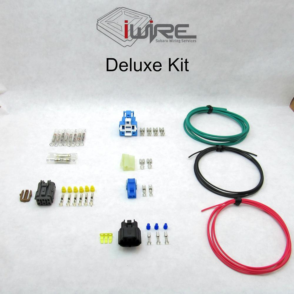 Subaru Auto to Manual Tranmission Conversion Kit
