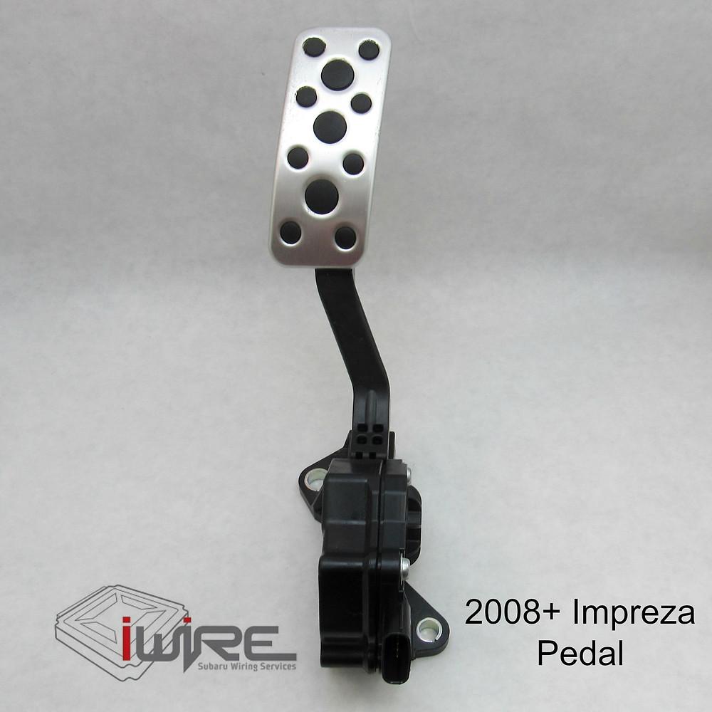 2008+ Impreza Subaru Pedal for Drive By Wire Subaru