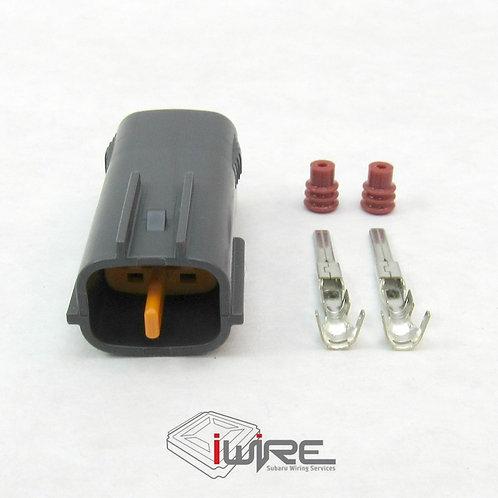 2002-2005 Subaru EGT Sensor Receptacle Replacement Connector