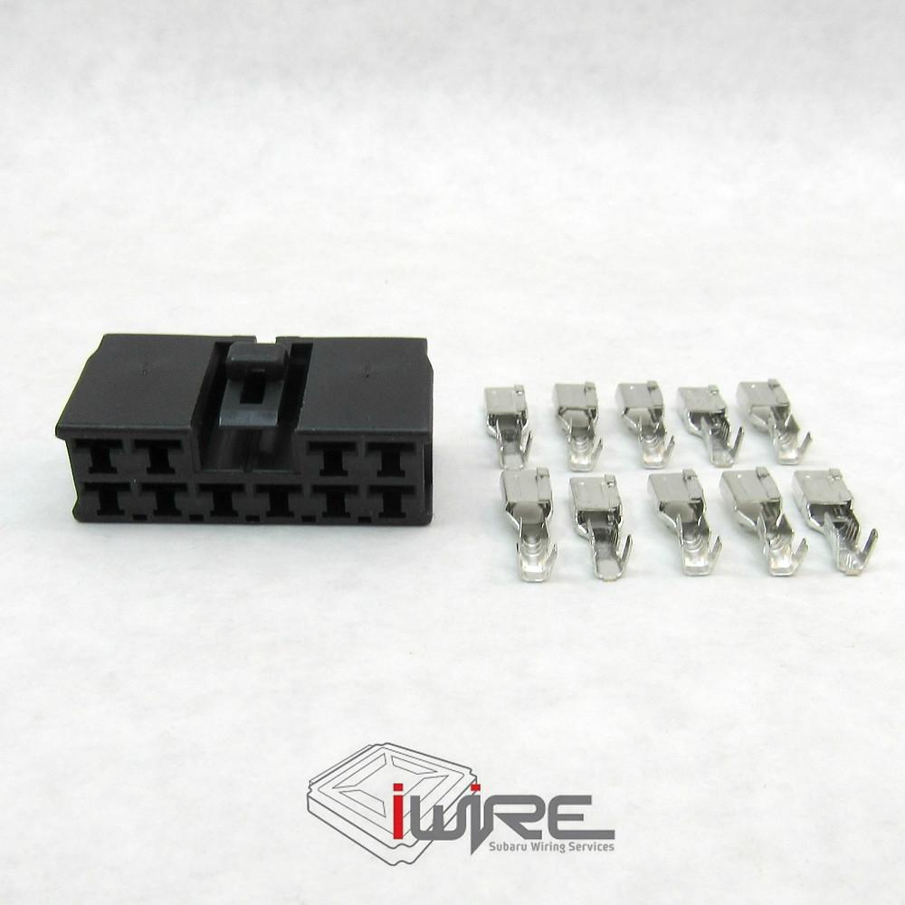 Subaru fuel pump controller plug, FPC plug, Subaru FPC, fuel pump controller for subaru