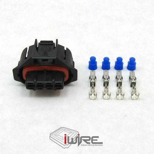Subaru OEM Pressure Sensor and Intake Air Temperature Sensor Plug Connector