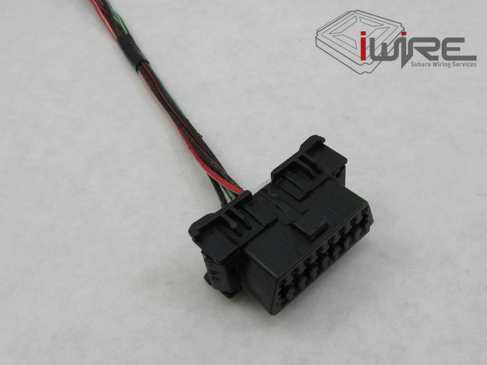Subaru Obd2 To Obd1 Wiring - Wiring Diagram Bookmark on