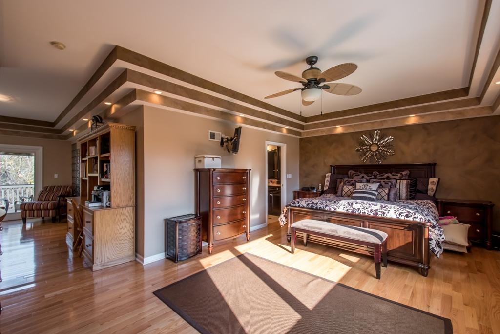 Interior - Master Suite