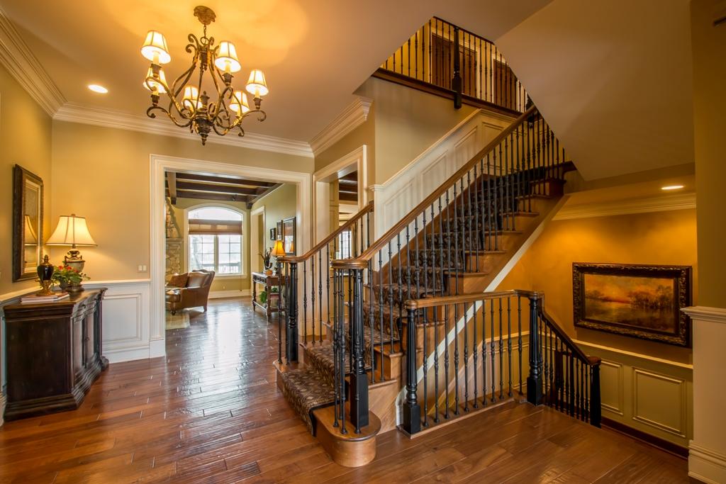 Interior -Stairway Entrance