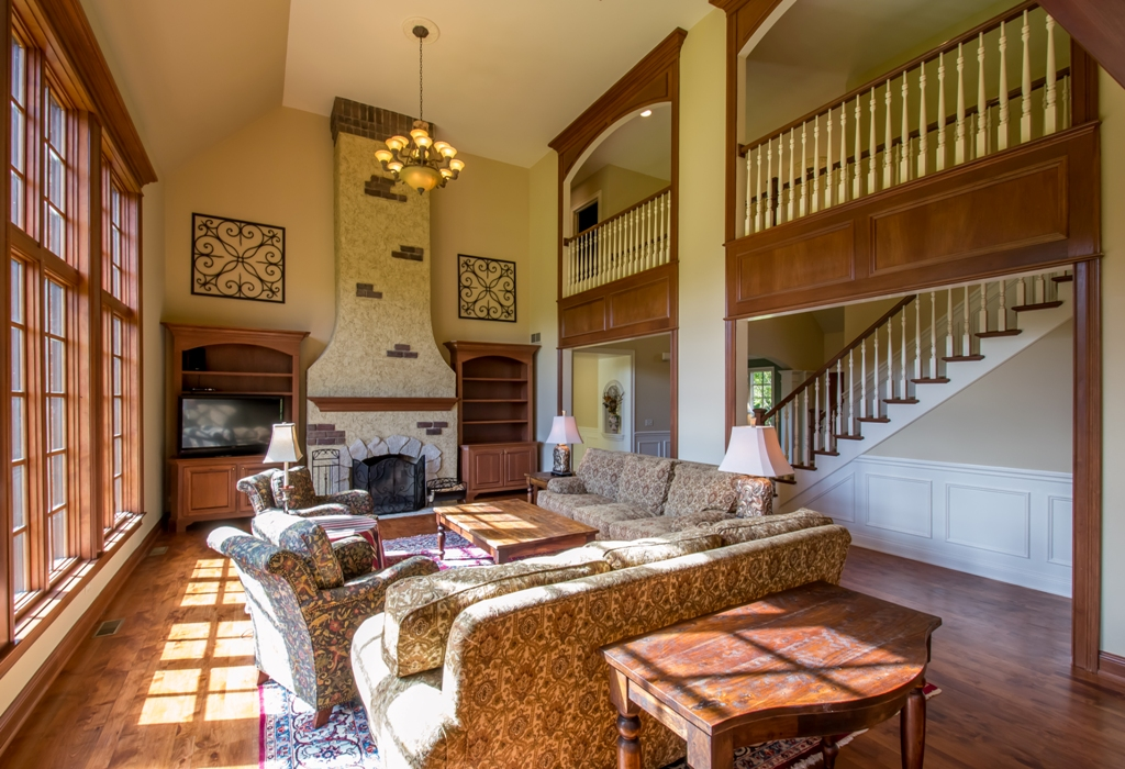 Great Room Interior