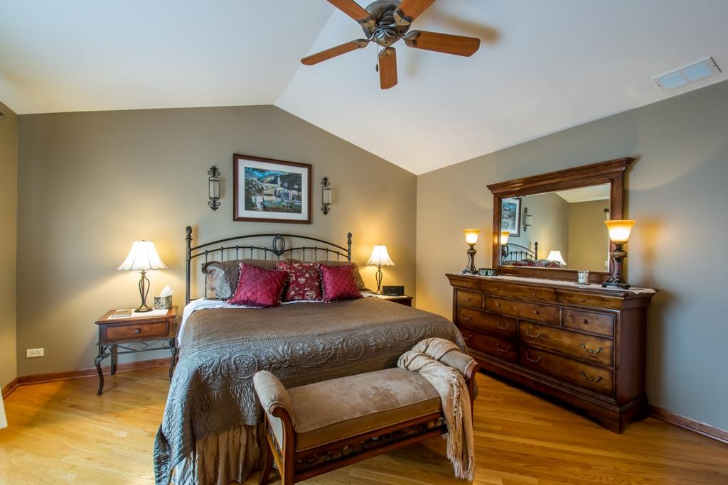 Interior - Master Bedroom