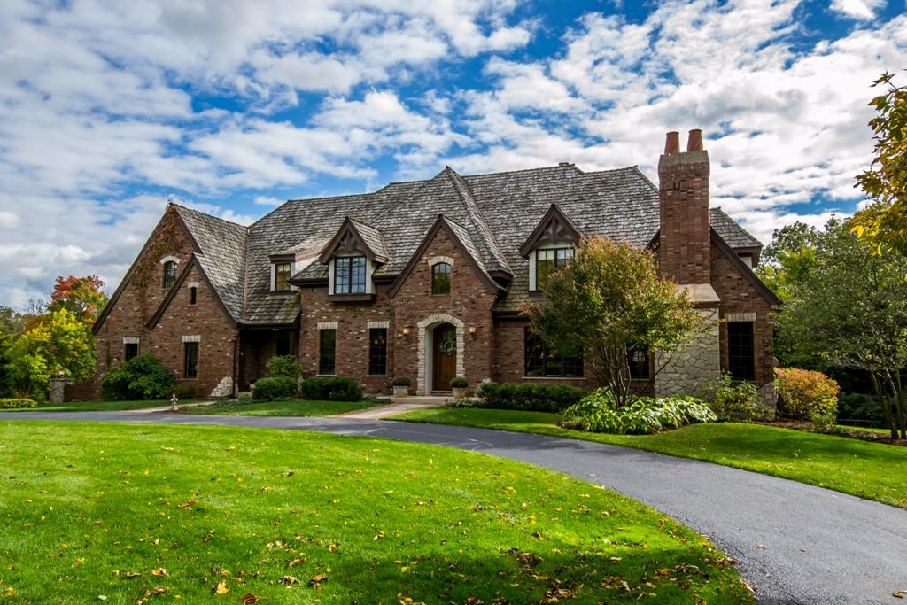 Exterior - Luxury Home