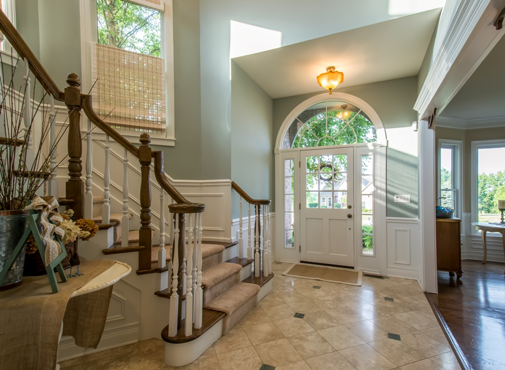 Residential Foyer