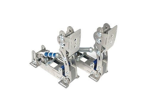 2 pedal set (no clutch)