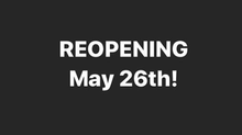 New ReOpening Details!