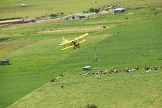 Biplano Ultraliviano Fundacion Maquinas Voladoras Bogota Colombia
