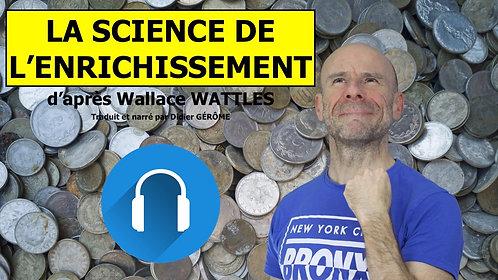 Science de l'enrichissement (LIVRE AUDIO)