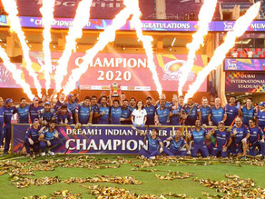 Defending Champs Mumbai clinch the IPL title with a clinical show against Delhi Capitals