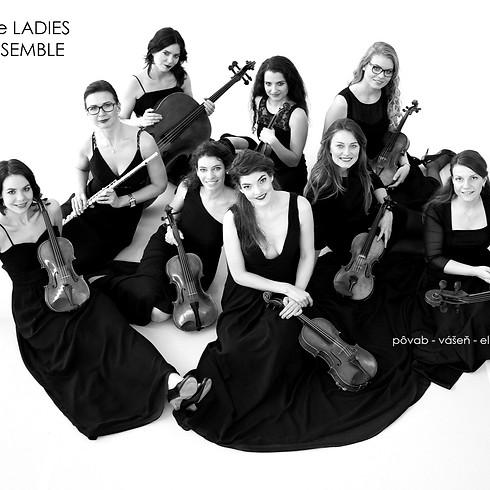 VÁŠNIVÉ STOROČIA: s dámskym komorným orchestrom LADIES ENSAMBLE