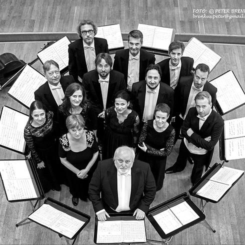 SLOVENSKÝ KOMORNÝ ORCHESTER: Antonio Vivaldi, Štyri ročné obdobia