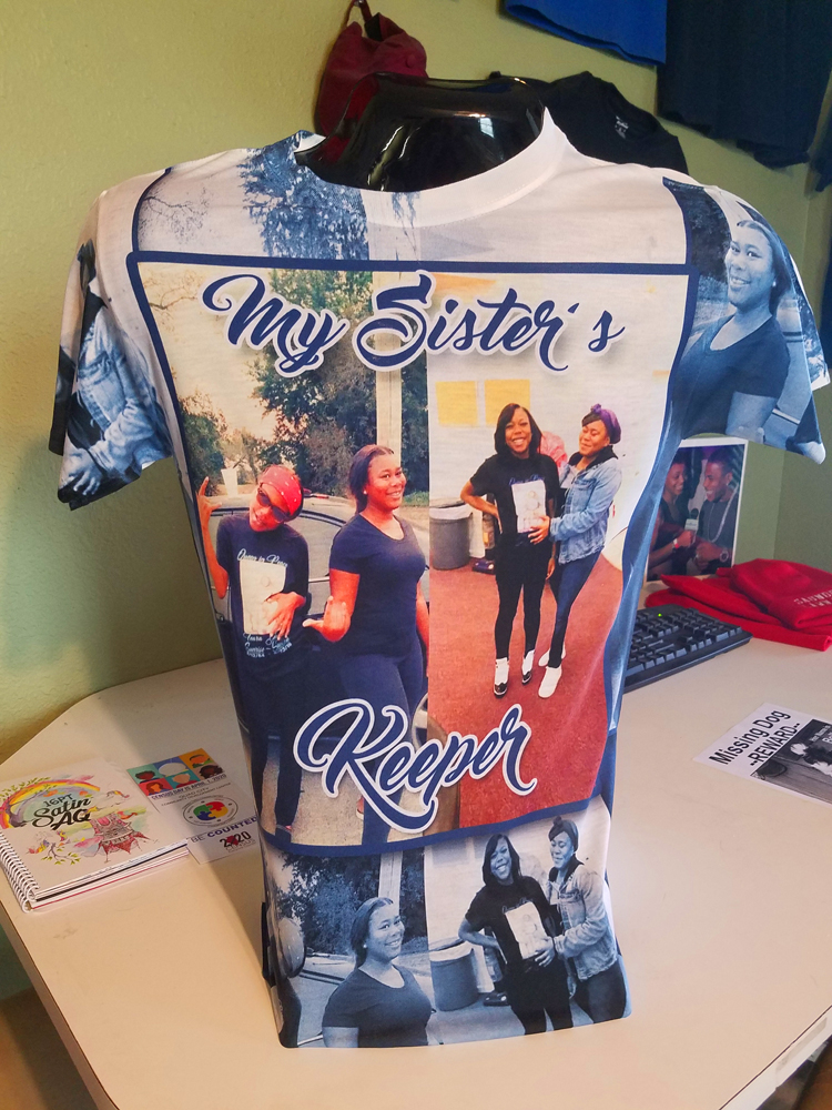 3D Tee - My Sister's Keeper