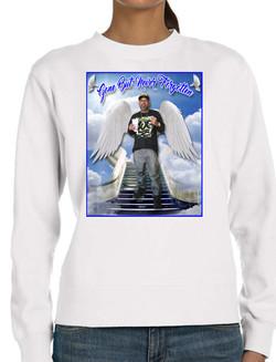 RIP Shirt mock