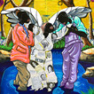Prodigal artist returns to unveil tribute painting at MLK Picture Awards