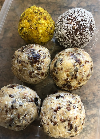 6 Pack MIXED PROTEIN BALLS