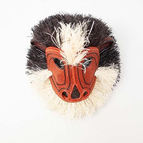Open Ears Monkey Mask