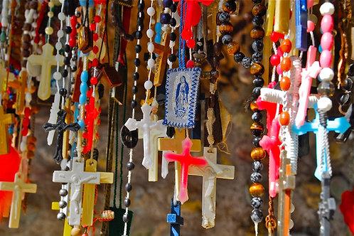Guadalupe Rosary  —  El Santuario de Chimayo Church