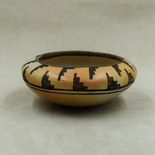 Small Acoma Style Bowl by Unknown Artist