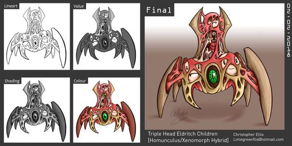 Eldritch Child
