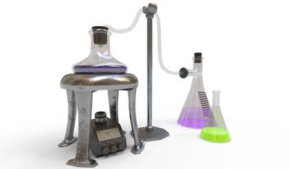 Experiment Beakers