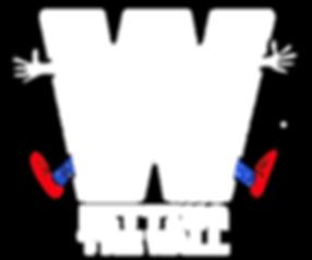 Hitting the wall logo Grunge_Grunge Logo
