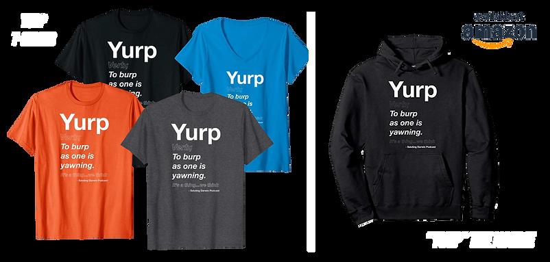 Yurp shirts.png