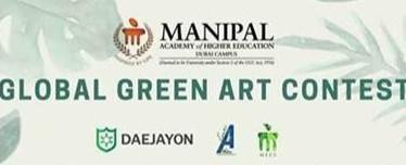 MAHE Dubai-Global Green Art Campus Art Contest