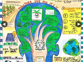 AUS Environment Day Poster Competition