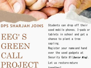 Project Green Call