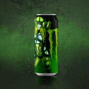Monster Plakat