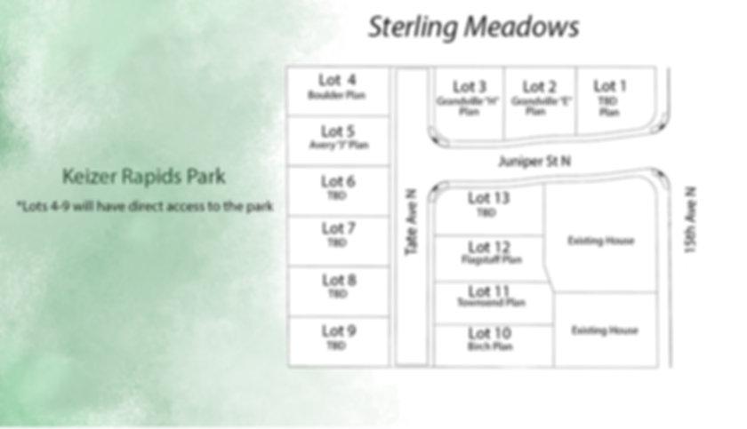 Focus Development Sterling Meadows Flagstaff House Plan
