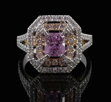 Art Deco APS Ring