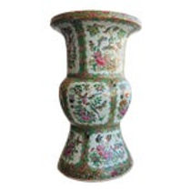 Antique Rose Medalion Vase1.jfif