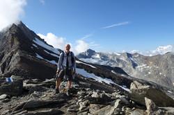 Zwischenbergenpass 3268m