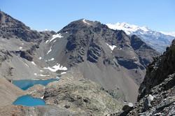 Auf dem Col de Valcournera