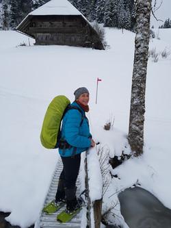 Schneeschuhtrail Altösch