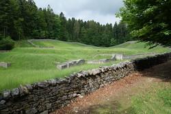 Ruines de Couvent d' Oujont